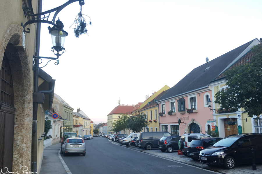 Gumpoldkirchen.