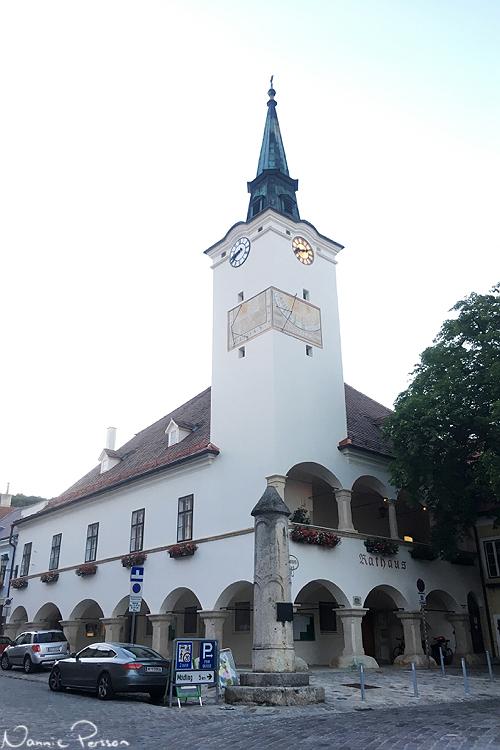 Rådhuset.